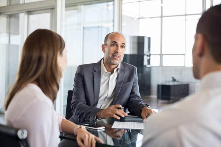 יועץ משכנתאות מומלץ בפגישת משכנתא